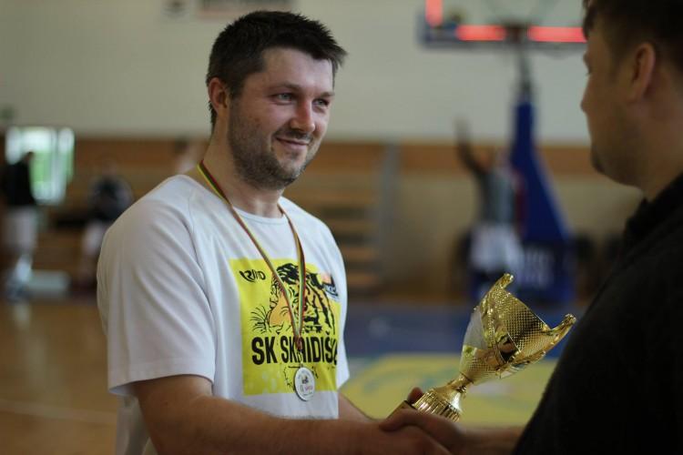 TOP SPORT Pavasario čempionatas 2018: 3 divizionas B grupė