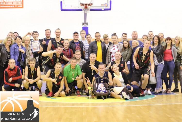 TOP SPORT Pavasario čempionatas 2018: 4 divizionas A grupė