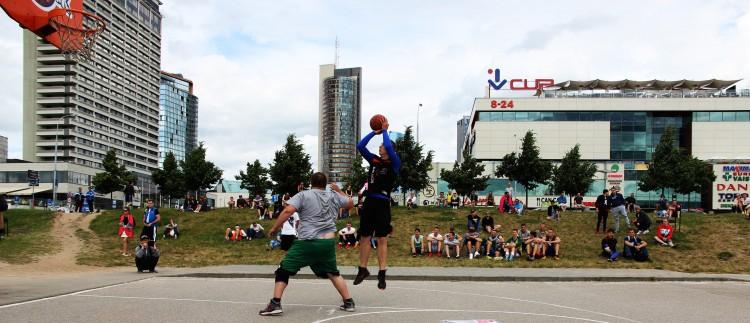 Sportas vasarą – derinys ištvermingiausiems