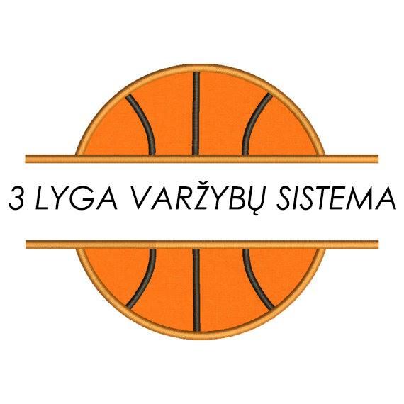 3 Lyga - varžybų sistema