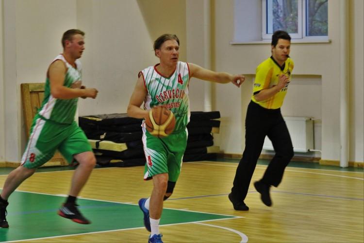 3x3 Veteranų krepšinio lygos turnyras