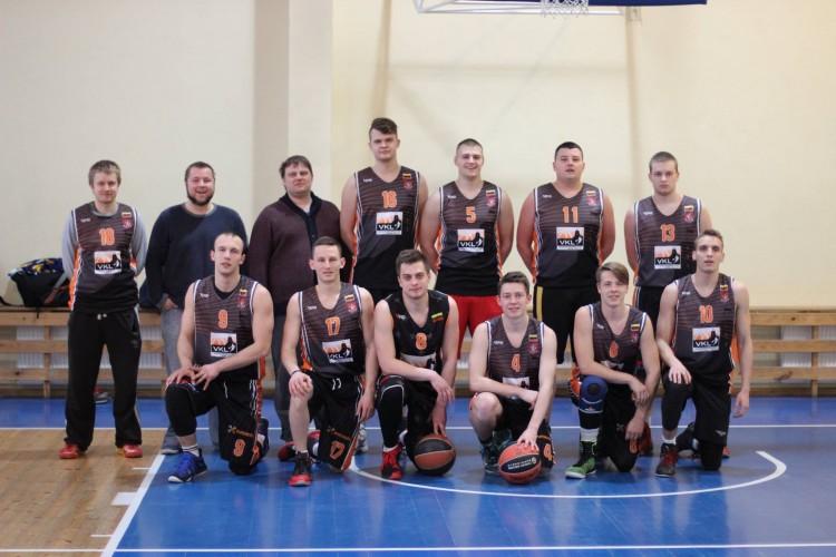 TOP SPORT Pavasario čempionatas 2018: 2 divizionas C grupė