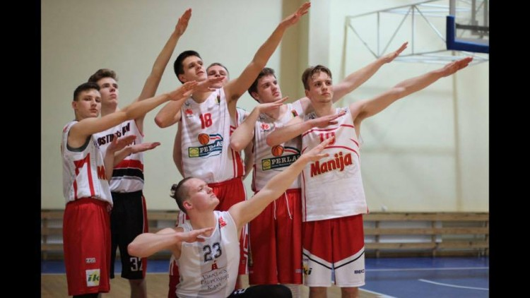TOP SPORT Pavasario čempionatas 2018: 3 divizionas A grupė