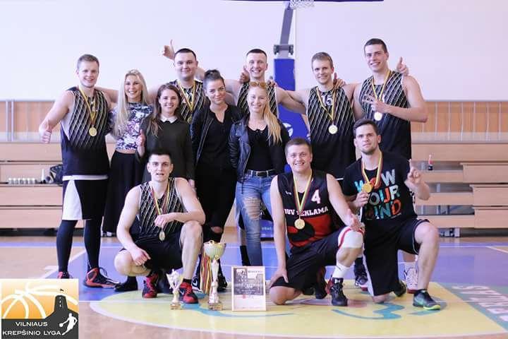 TOP SPORT Pavasario čempionatas 2018: 4 divizionas E grupė