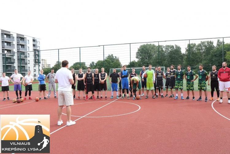 Kviečiame registruotis į 3-iąjį tradicinį Įmonių 3x3 krepšinio turnyrą