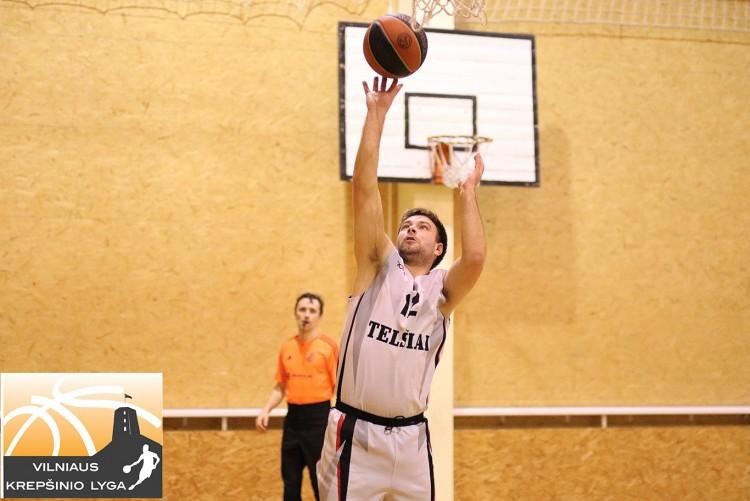 TOP SPORT Vilniaus krepšinio 3 lygos 1/4 finalų apžvalga