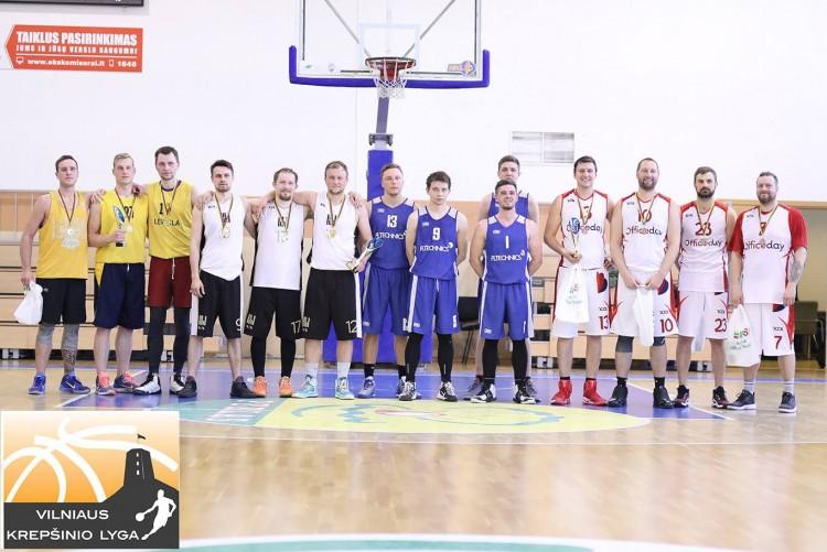 Trečiojo Įmonių 3x3 krepšinio turnyro apžvalga - turnyrui pasibaigus