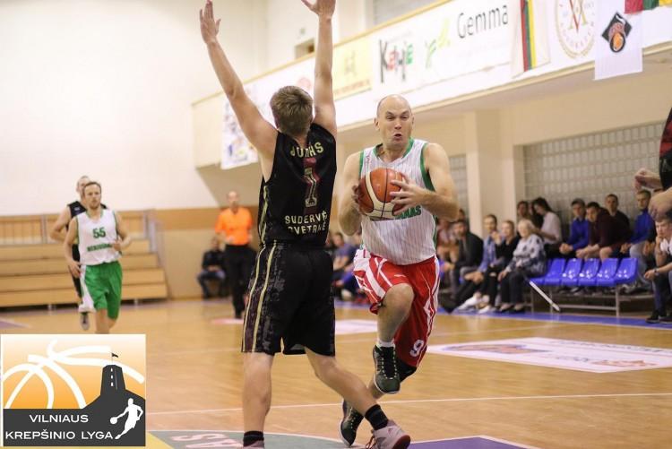 Vasaros krepšinio lygos 3 diviziono komandų apžvalga (1 dalis)