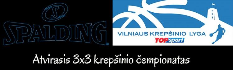 Atvirojo SPALDING 3x3 krepšinio čempionato registracija prasideda: iš viso 10 skirtingų pajėgumo grupių