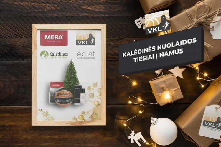 Pasirūpink dovanomis su VKL - be jokių kontaktų ir palaikyk VKL bendruomenės verslus !