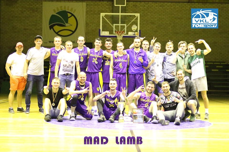 Mad Lamb